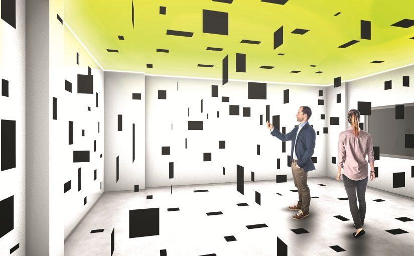 Ein Raum für Informationen