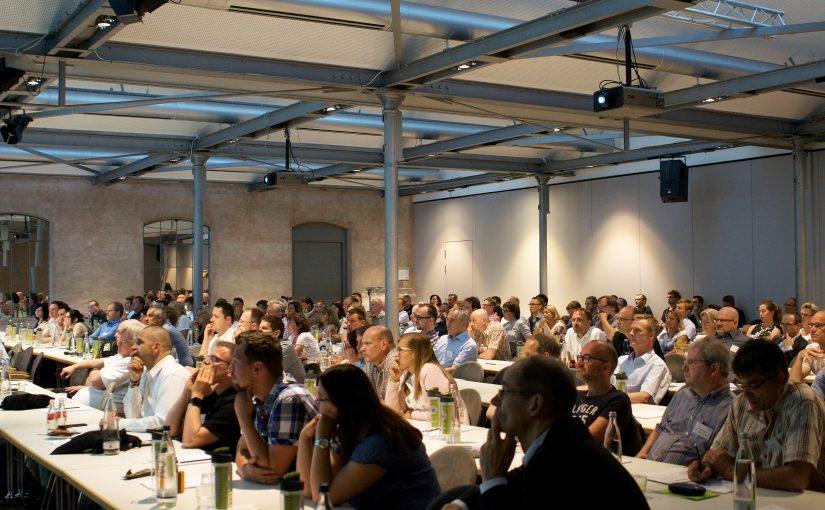 Kundenkontakt mal anders – Das DOCUFY Anwendertreffen 2017 in Bamberg