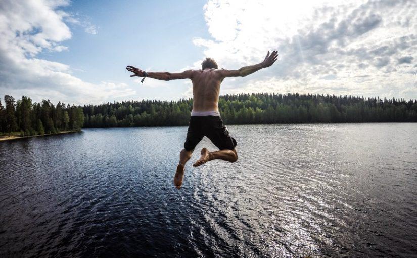 Kopfsprung ins kalte Wasser – mit COSIMA go! Getting started ganz ohne Zähneklappern