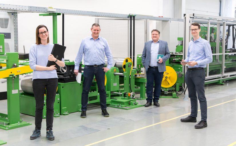 Rosendahl Nextrom arbeitet mit COSIMA go! & DOCUFY Machine Safety – Eine Erfolgsgeschichte