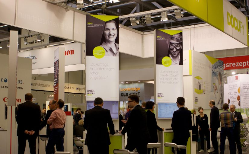 Information is becoming intelligent: a look back at tekom 2016