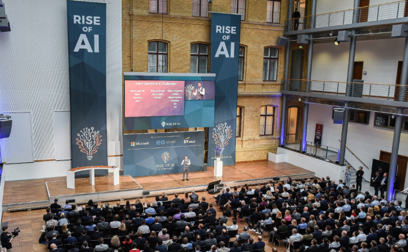 The Rise of AI – A Conference on Artificial Intelligence
